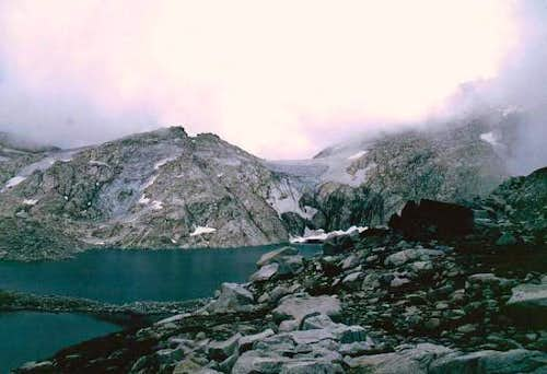 Upper Enchantments. Little...