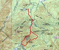Mt. Colden Loop