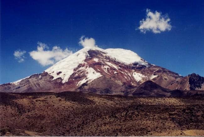 On the way back to Riobamba