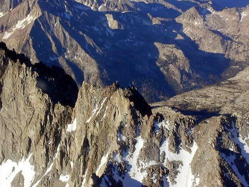 Thunderbolt Peak from the...
