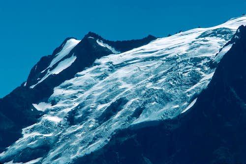 Tabuchet Glacier