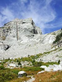 East Face of Middle Teton...