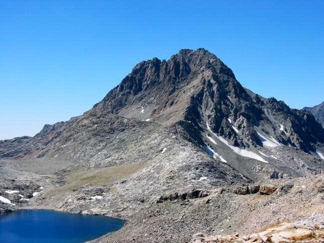 Charybdis above Lake 11,828...