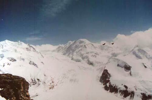Monte Rosa from...