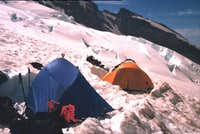 Camp Shurman, Emmons Glacier,...