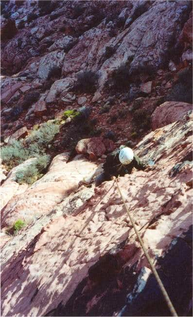 Shirley seconding near top of...