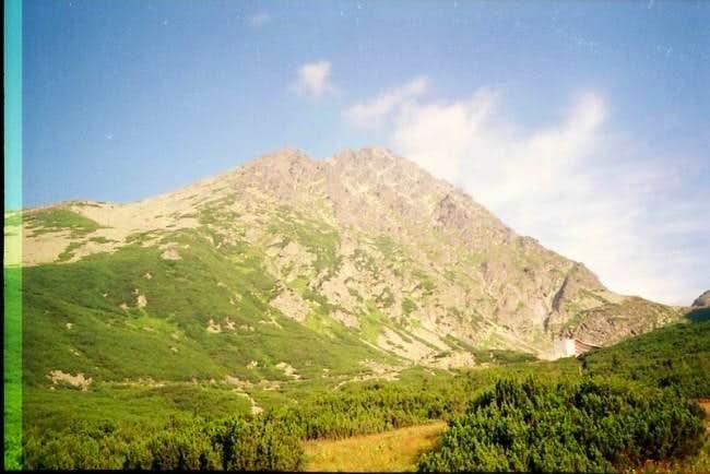 Gerlach massif and Sliezsky...
