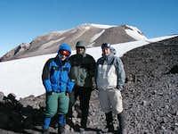 Three Pikers at Piker's Peak...