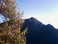 Zunil volcano from Santo...