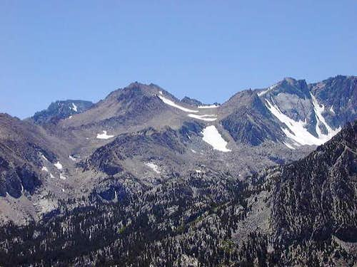 Lamarck Col (right of...