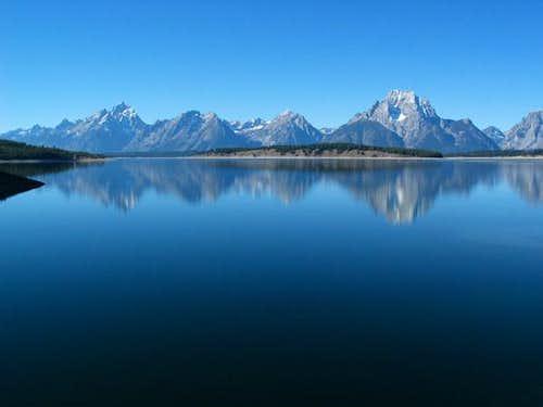 Grand Teton, Mount Moran and More