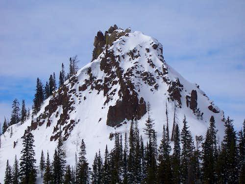 Nipple Peak