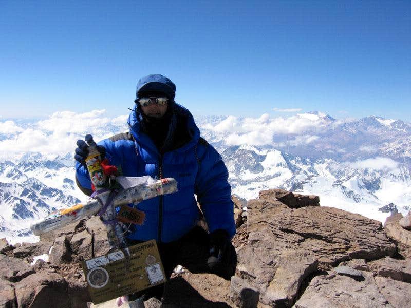 Aconcagua - Dec 15, 2005