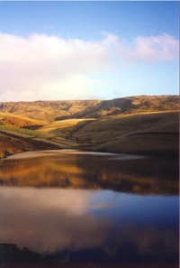 Kinder reservoir