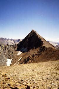 Virginia Peak from Twin Peak