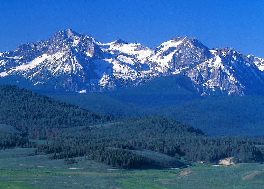 Williams Peak Vista