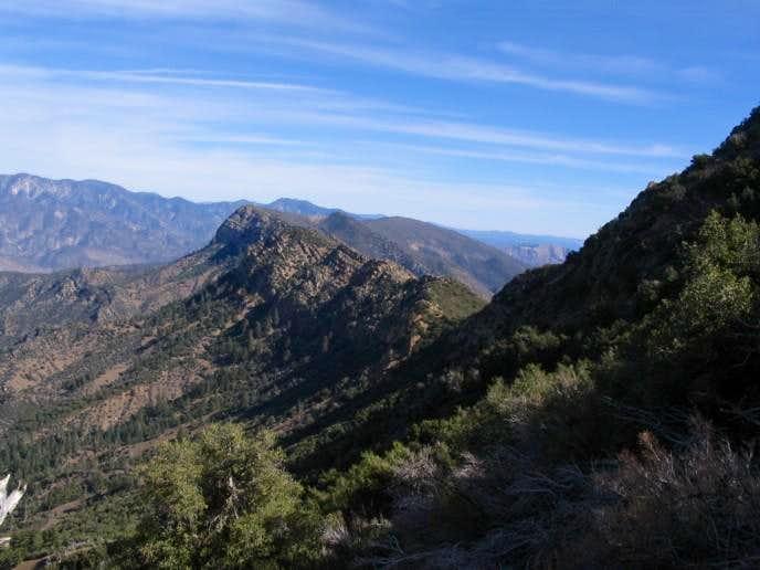 Topatopa Ridge