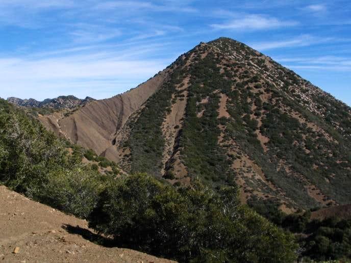 Hines Peak