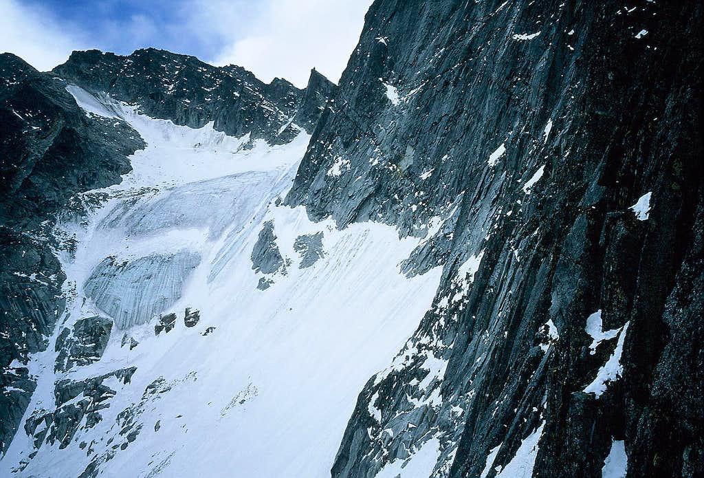 Banji North Ice Wall
