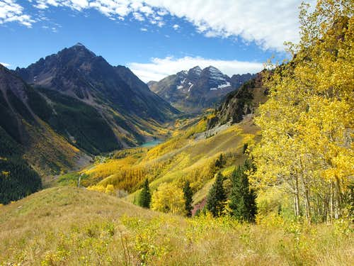 Maroon Creek Valley
