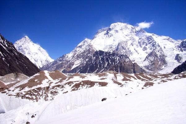 Broad Peak and K2