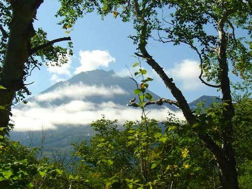 Khodutka Volcano