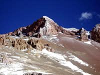Aconcagua, North Face