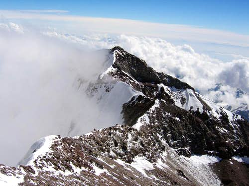Aconcagua South Peak