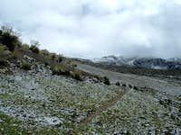 Trail Near Pan de Azucar