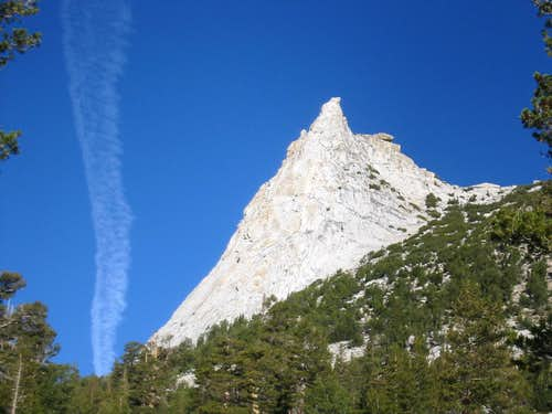 Cathedral Peak SE Buttress