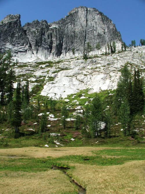 Sheafman Creek Trailhead