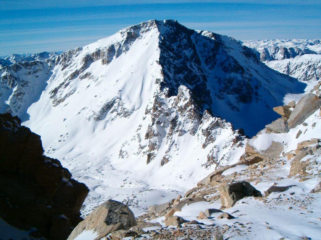 North Ridge of Mount Hague