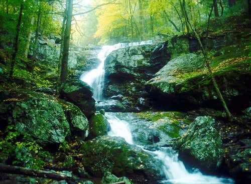 Falls of Naked Creek