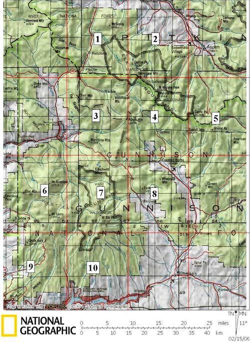 The Elk Range