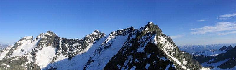 Skagastøls-ridge