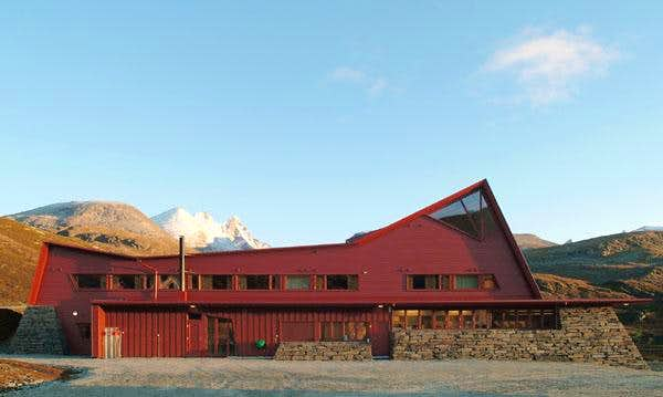 Turtagrø Hotel