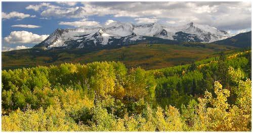 Elk Range-USGS TOPO Mega Maps