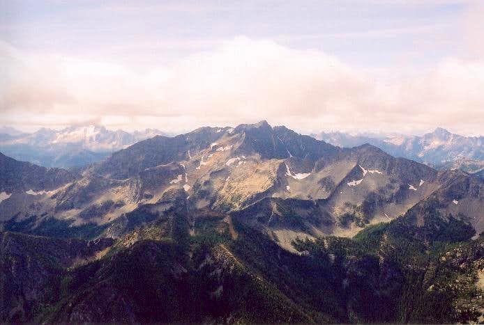 Robinson Mountain as seen...