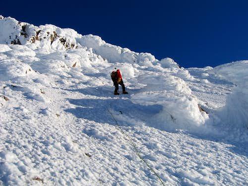 Steel Cliff slopes