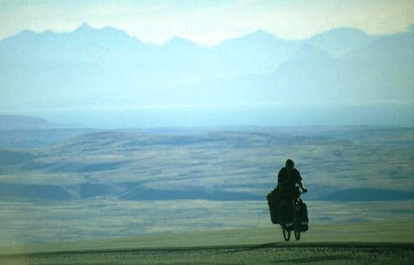 Patagonian Andes Panorama1