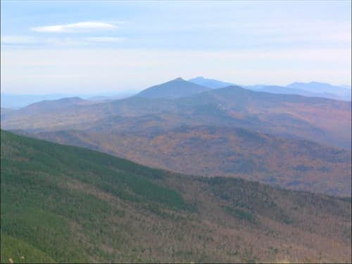 Camels Hump and Mt. Mansfield
