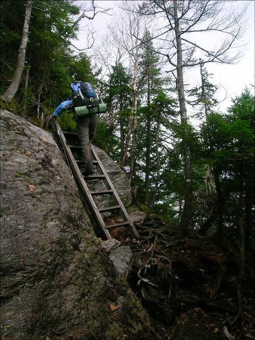 Ladders on the Long Trail