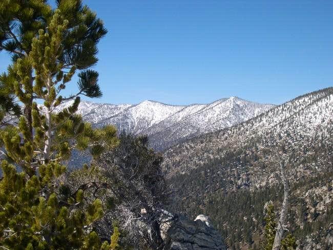 Anderson Peak is the peak...