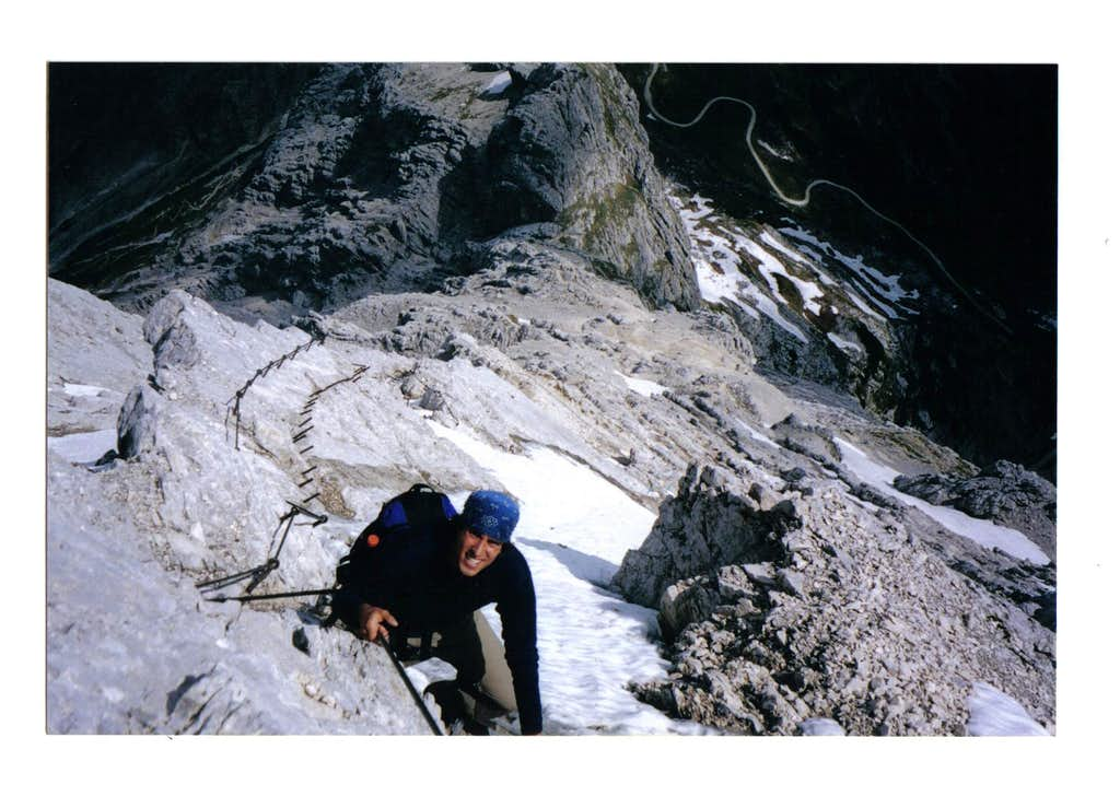 Alpspitze Via Ferrata