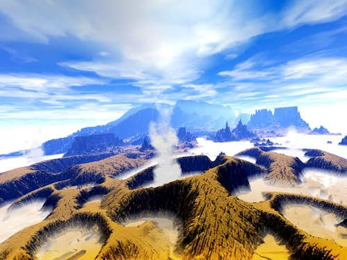 virtual mountains