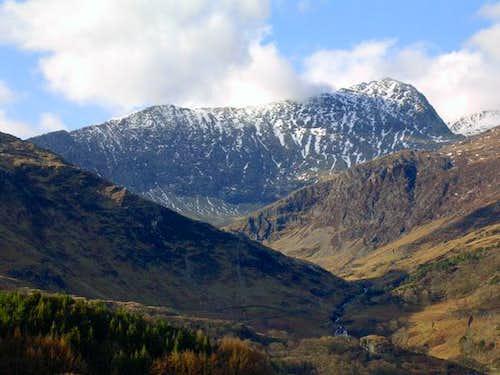 Snowdons Bwlch Main