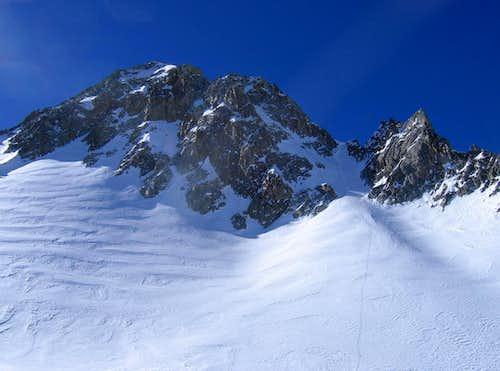 Pfeifferhorn North Ridge