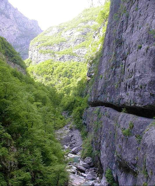 Mrtvica Canyon