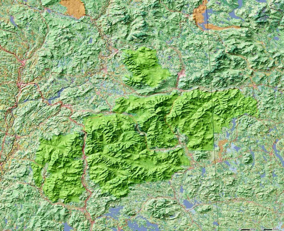 White Mountains NH ME Climbing Hiking & Mountaineering