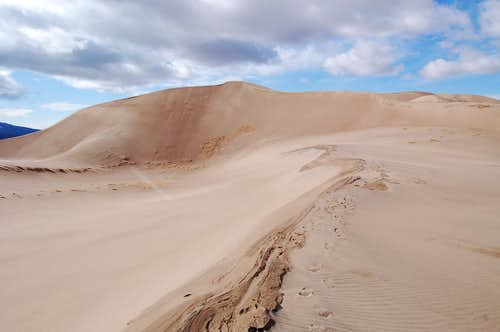 Unnamed dune above Medano Creek